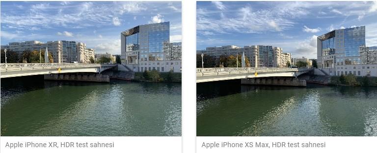 En iyi kamerali telefonlar listesinde iPhone XR-3