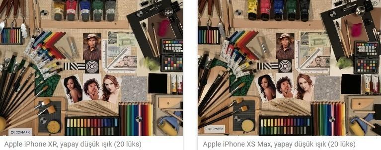 En iyi kamerali telefonlar listesinde iPhone XR-5
