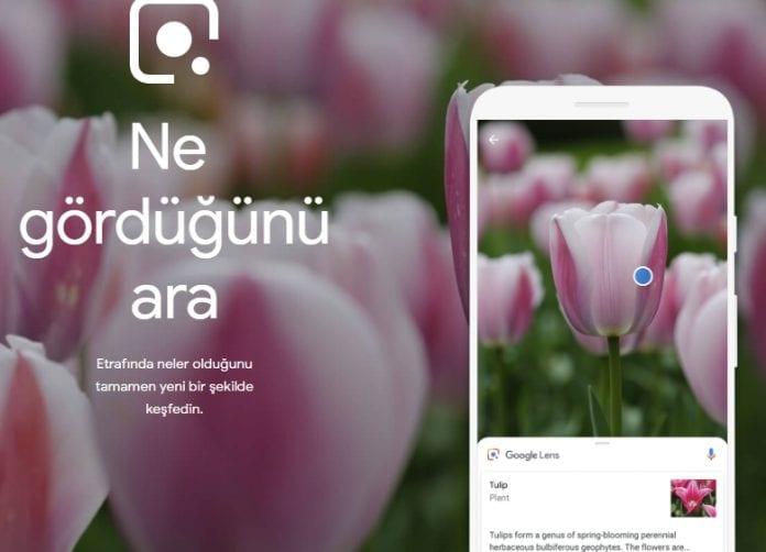 Google Lens nedir nasil kullanilir iPhone' a geldi-1