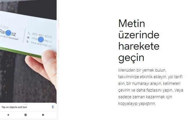Google Lens nedir nasil kullanilir iPhone' a geldi-3