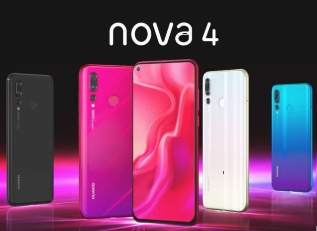 Huawei Nova 4 fiyatı ve sağlam özellikleri