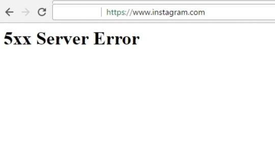 Instagram 5xx server error nedir-2