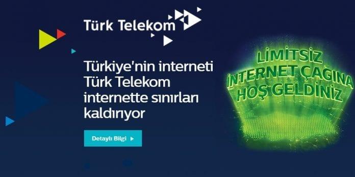 Turk Telekom limitsiz internet tarifeleri-1