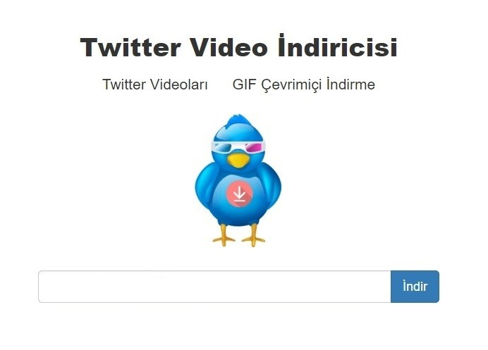 Twitter video indir iPhone Android