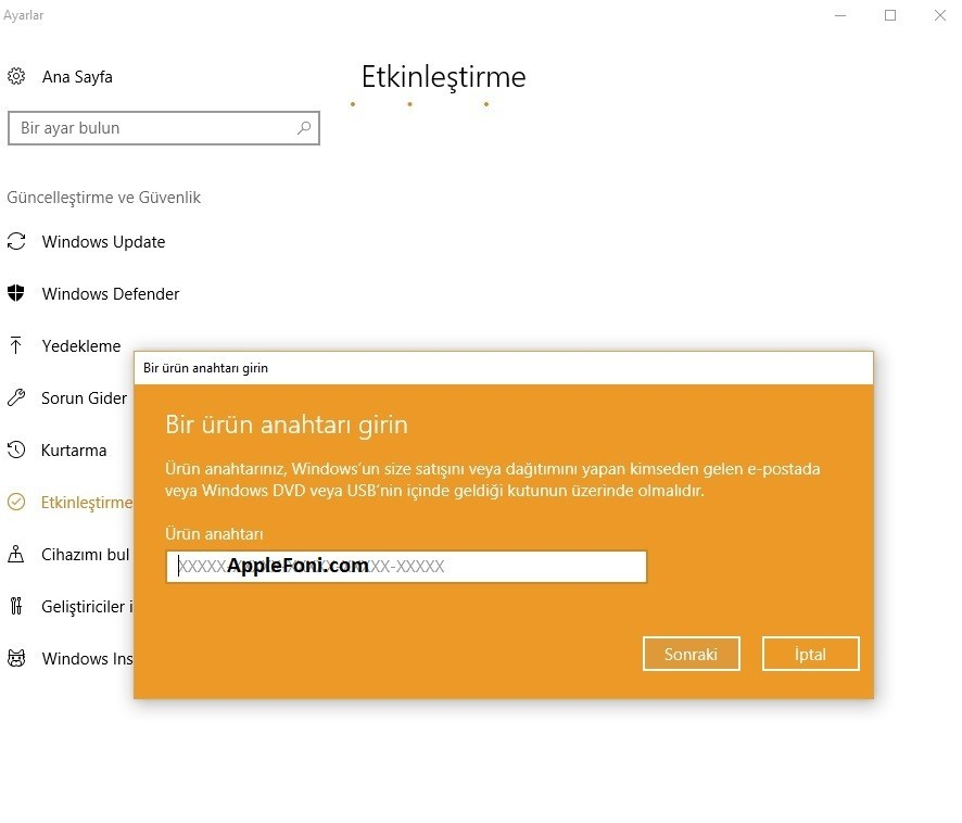 Windows 10 etkinlestirme-2