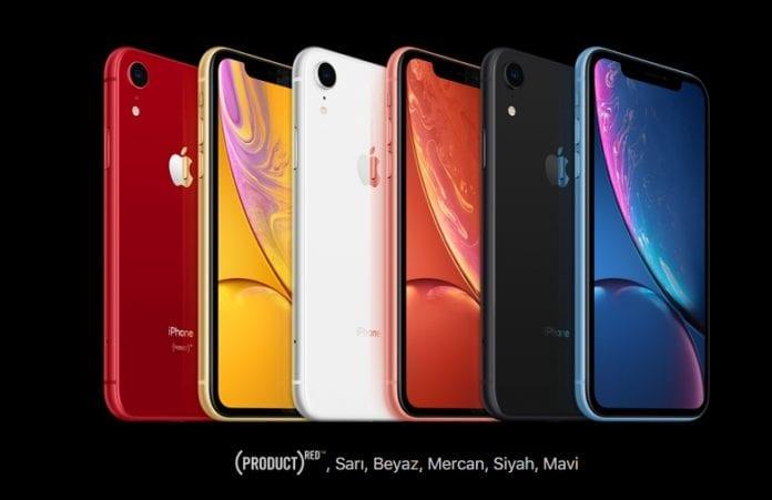 Çok satan iPhone XR özellikleri