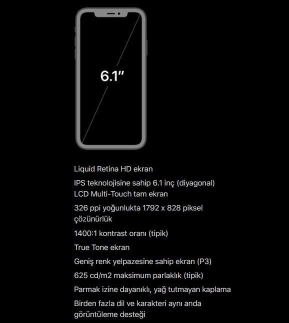 cok satan iPhone XR ozellikleri-2