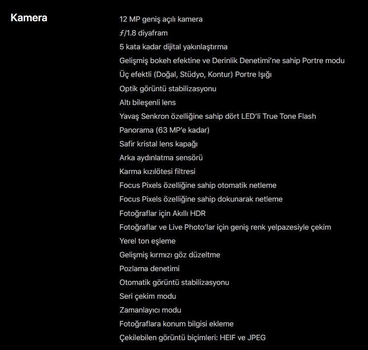 cok satan iPhone XR ozellikleri-3