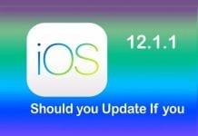 iOS 12.1.1 güncellemesi ve önemli bir detay