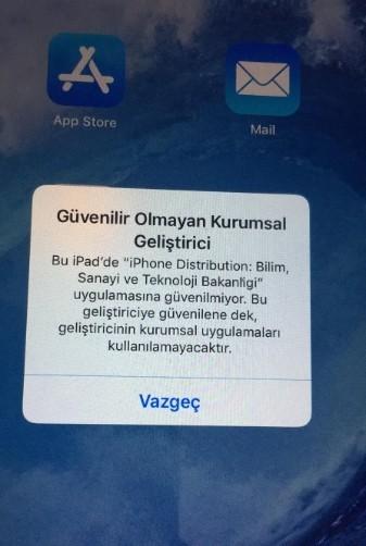 iPad iPhone guvenilir olmayan kurumsal gelistirici-3