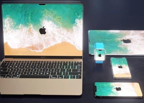 iPhone çentikli ekran tasarımı