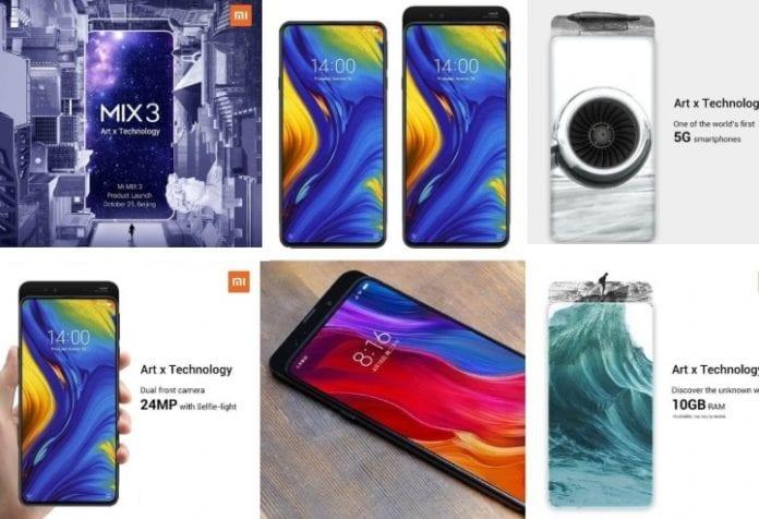 5G Xiaomi Mi Mix 3 cikis tarihi-2