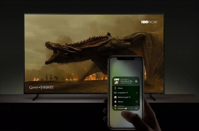 AirPlay 2 HomeKit ile televizyonu Siri' den yonetme-2