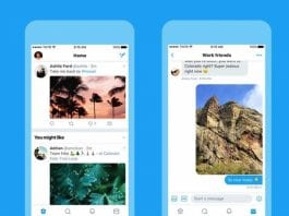 Twitter Android Tweetleri ters kronolojik gorme-1