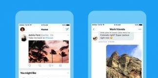Twitter Android Tweetleri ters kronolojik görme