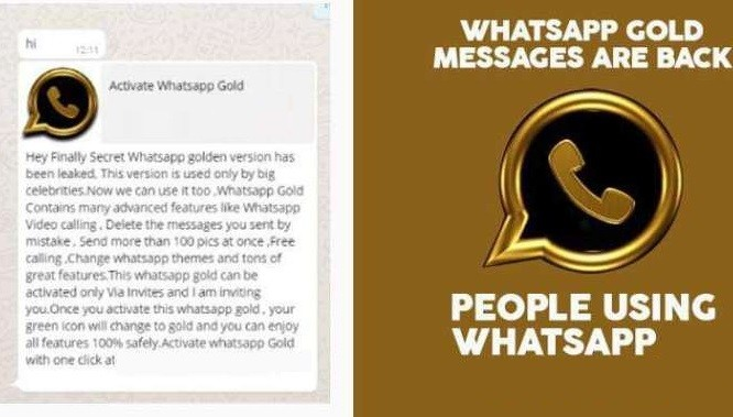 WhatsApp Gold virusu tehlikesi geri dondu-2