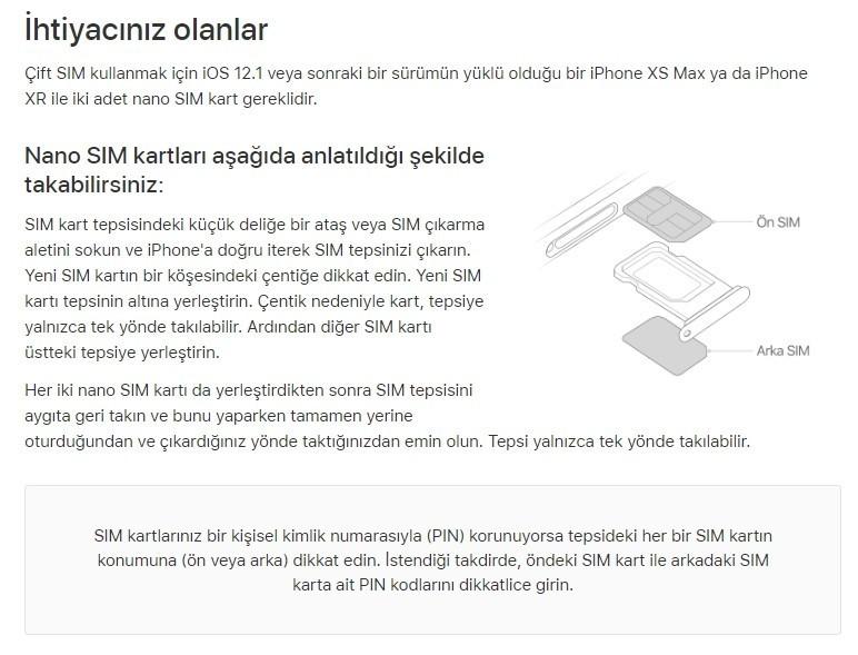 iPhone cift sim kart nasil kullanilir-10