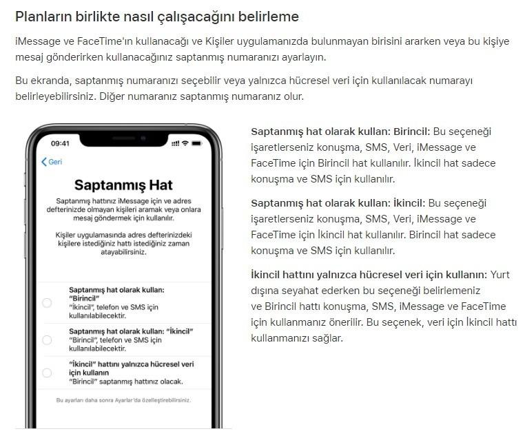 iPhone cift sim kart nasil kullanilir-4
