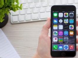 iPhone mesajlar uygulaması renkli anlar