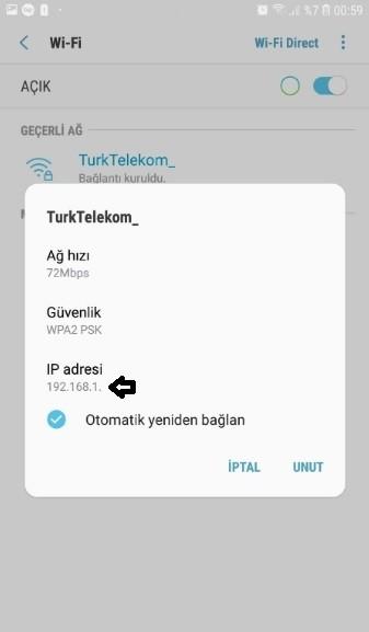Android ip adresi nasil ogrenilir-5