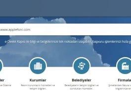 E-Devlet elektrik su dogalgaz ve Turk Telekom abonelik iptali-1