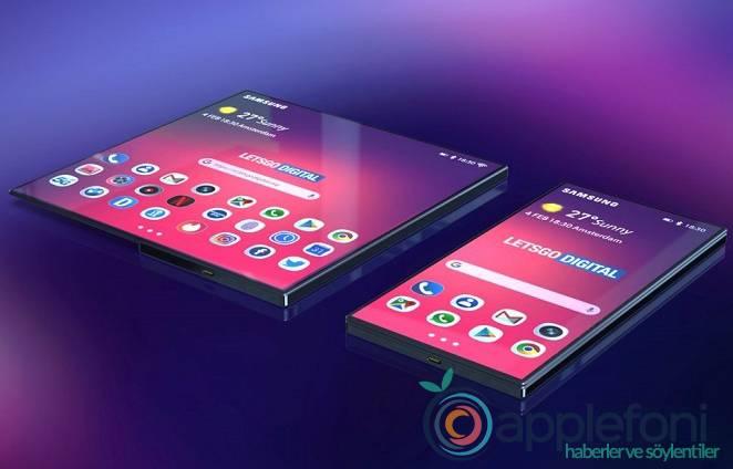 Galaxy Fold katlanabilir telefon-2