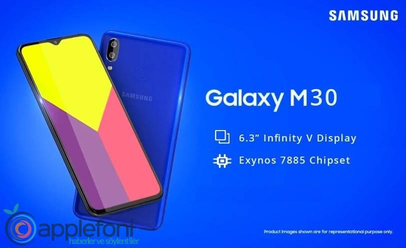 Galaxy M30 fiyati ve ekrani-2