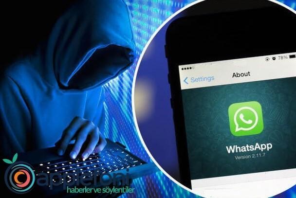 WhatsApp hesabınız ele geçirildi uyarısı nedir