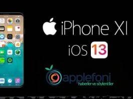 iOS 13 ozellikleri iPhone XI tasariminda-1