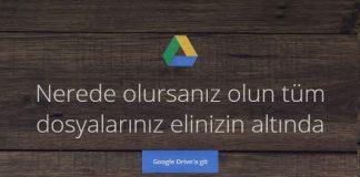 Google Drive Android nasıl yedek alınır?