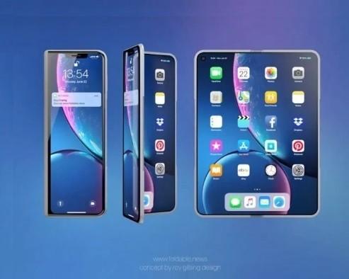 Katlanabilir iPhone konsepti-2