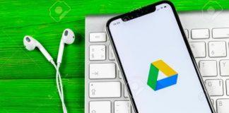 iPhone Google Drive yedek alma işlevi