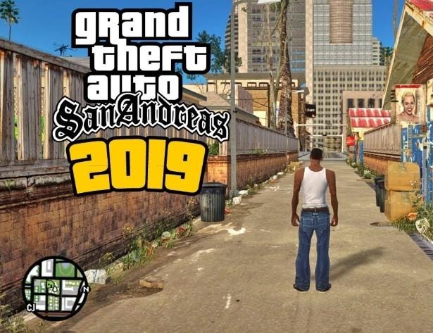 GTA San Andreas hileleri ile oyun zevkli mi-4