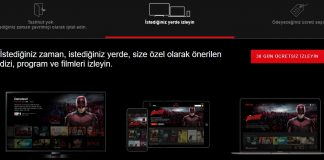 Netflix müşteri hizmetleri telefon numarası Türkiye iletişim