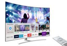 Smart TV ip ayarları