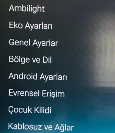 Smart TV dns ayarlari ve ip elle girme-2