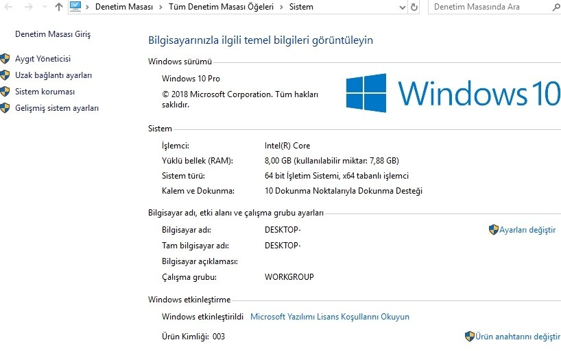 Windows 10 lisanslama olmuyor mu-2