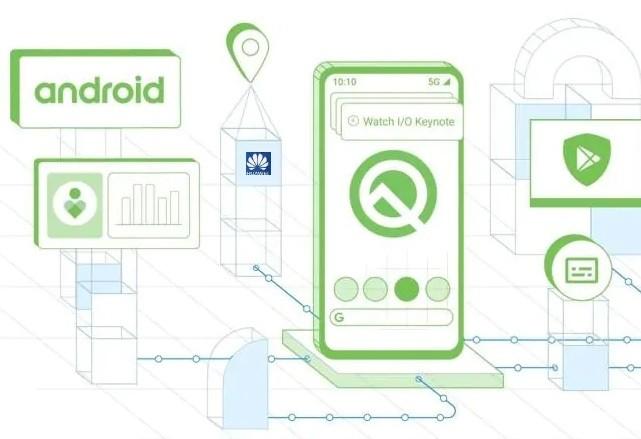 Huawei Android Q beta kaldırıldı