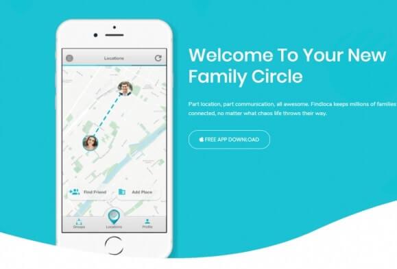 iphone yer bulma app