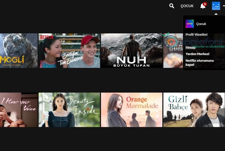 Netflix üyelik iptali nasil yapilir-3