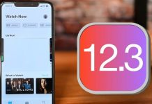 iOS 12.3 iPhone' dan çok Apple TV' ye geldi