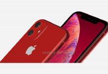 iPhone XR Render fiyatı ve özellikleri