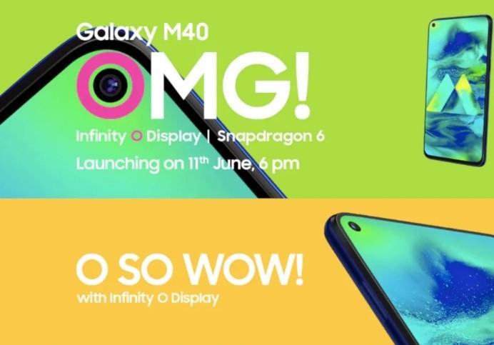 Galaxy M40 fiyatı açıklandı