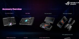 Asus ROG Phone 2 özellikleri