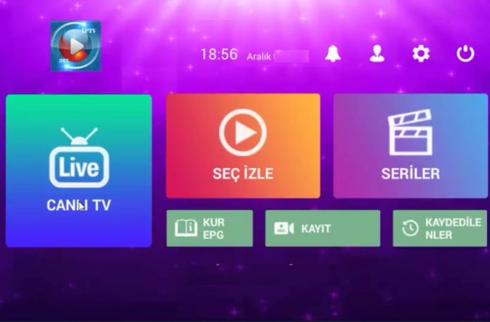 IPTV kurulumu Smart TV ve telefonda