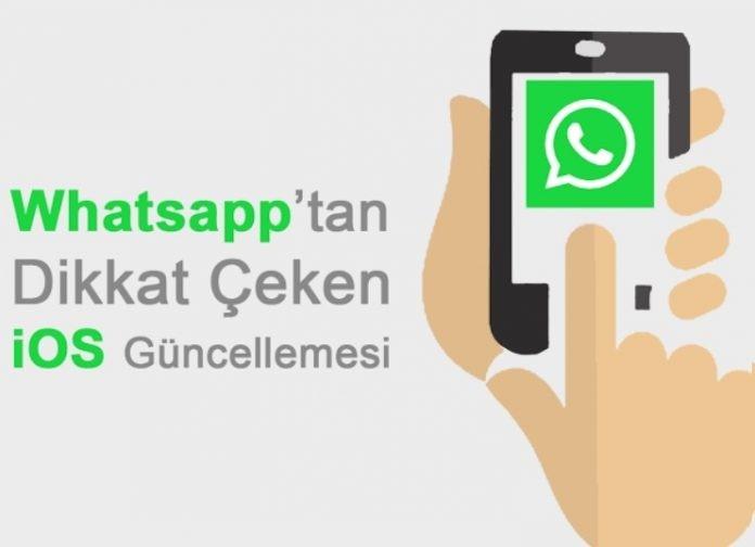 WhatsApp destegi kesilecek iPhone surumu