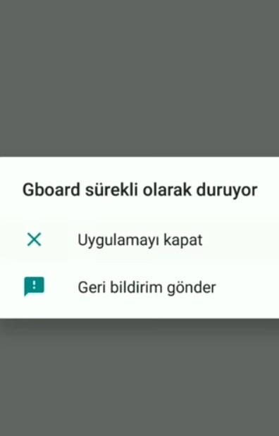 google-klavye-hata