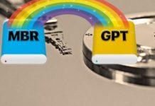 MBR ve GPT arasindaki fark nedir