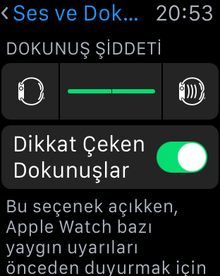 Apple-Watch-Ayarlar