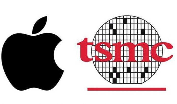 Apple-ve-TSMC
